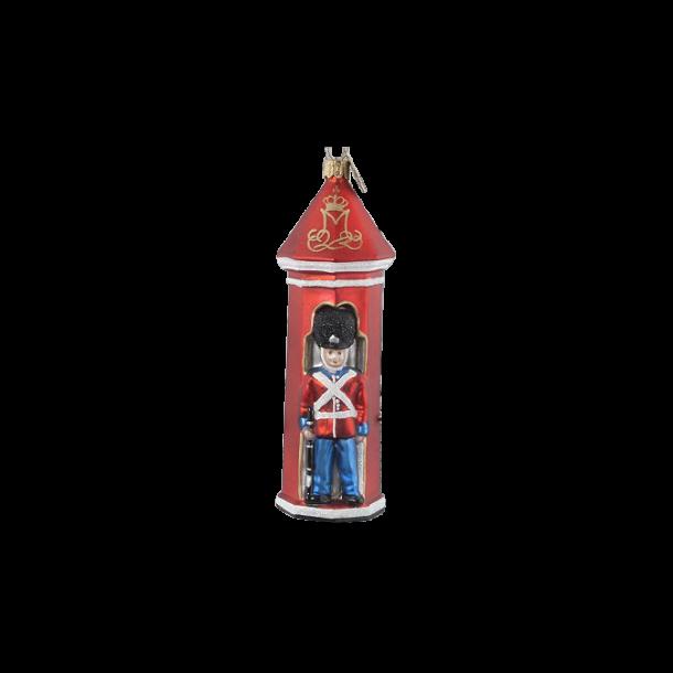 Juleophæng Garder I Skilderhus 14 Cm