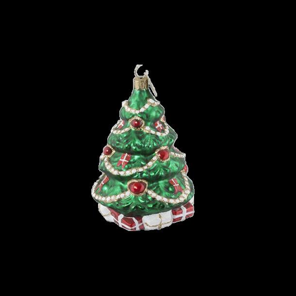 Juleophæng Juletræ 10 Cm