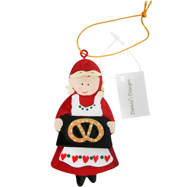 Juleophæng Nissemor Kringle