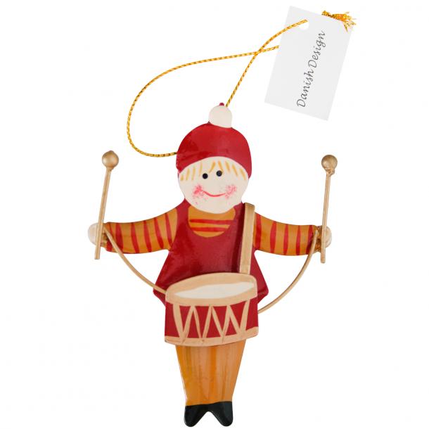 Juleophæng Nissedreng Tromme