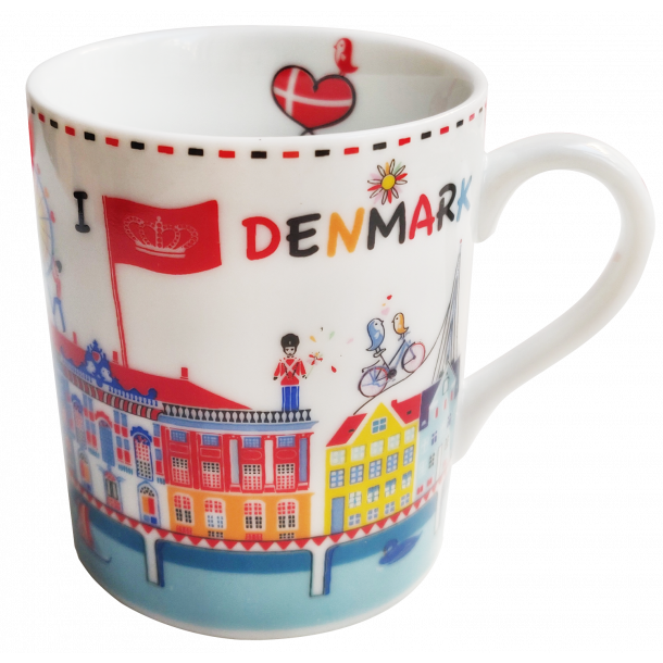 Minikrus Copenhagen Colors