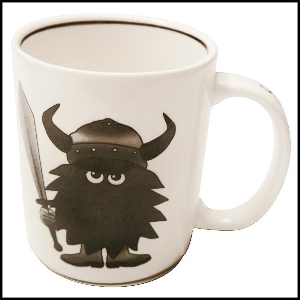 Krus Angry Viking