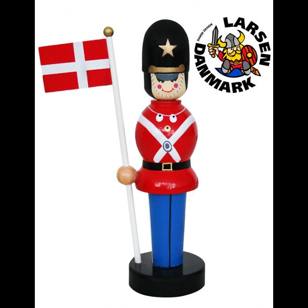 Figur Garder Flag Stor