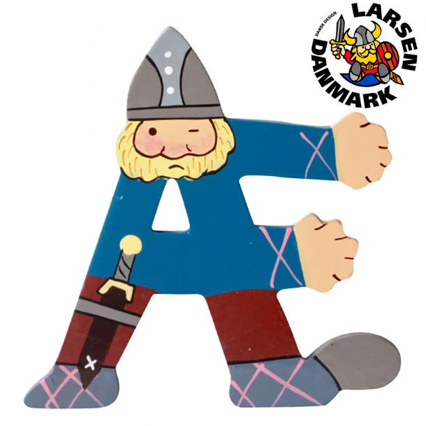 Træbogstav Viking Æ