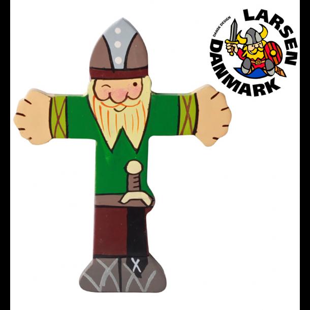 Træbogstav Viking T