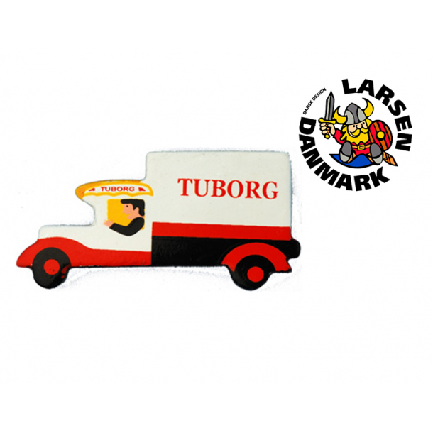 Magnet Tuborgbil