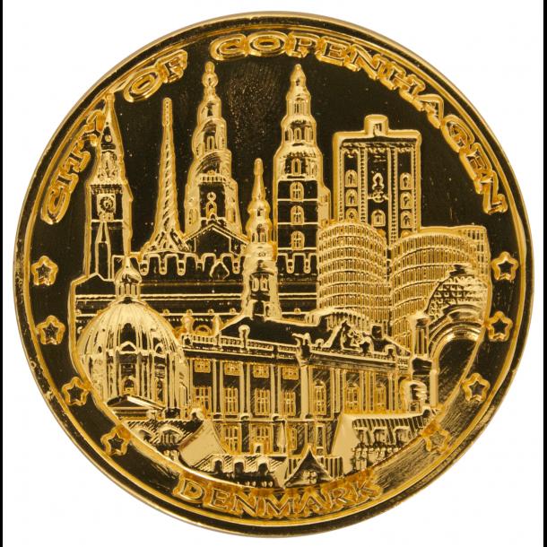 Magnet Mønt