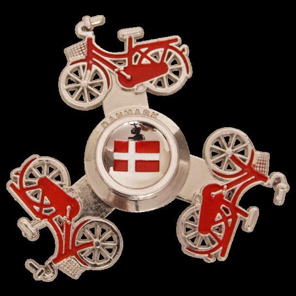 Magnet Cykler Fidget Spinner