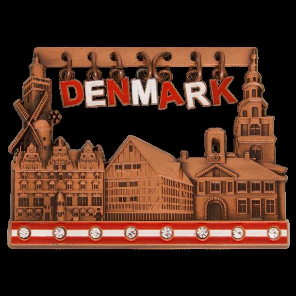 Magnet Denmark Vedhæng Bronze