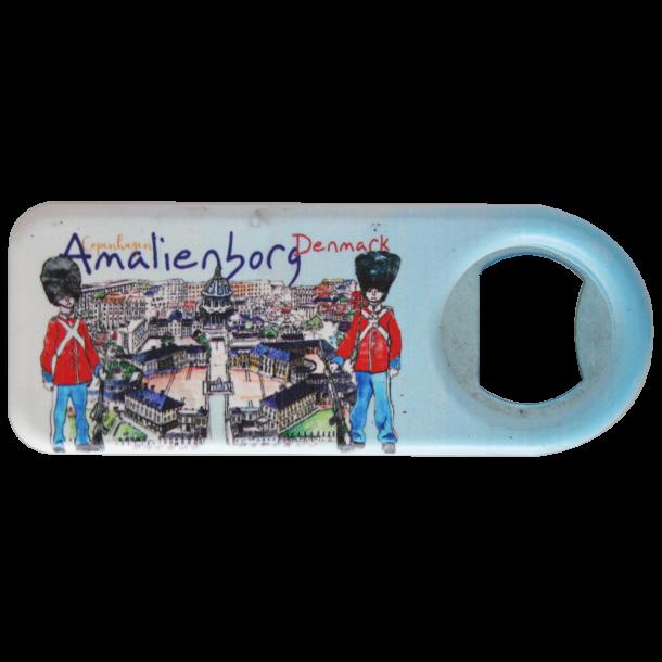 Magnet Og Oplukker Amalienborg
