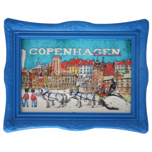 Magnet Med Ramme Copenhagen