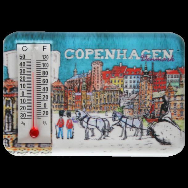 Magnet Med Termometer Copenhagen