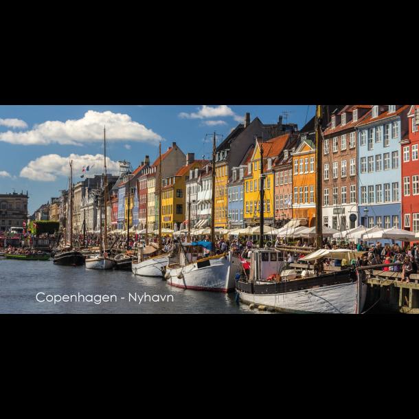 Fotomagnet Nyhavn