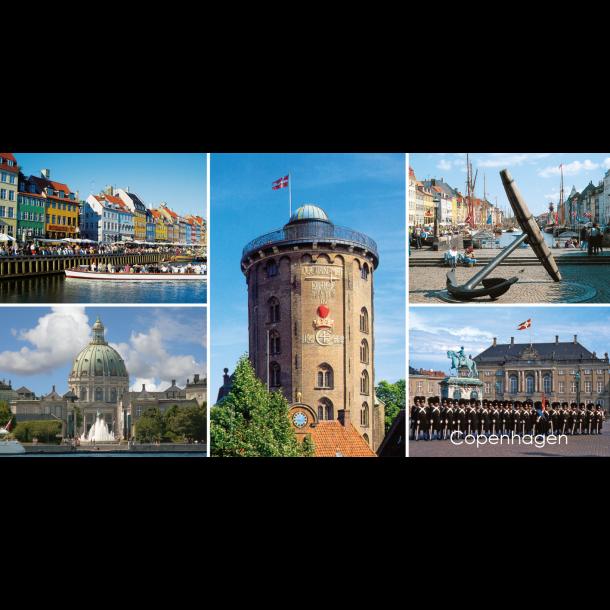 Fotomagnet Copenhagen