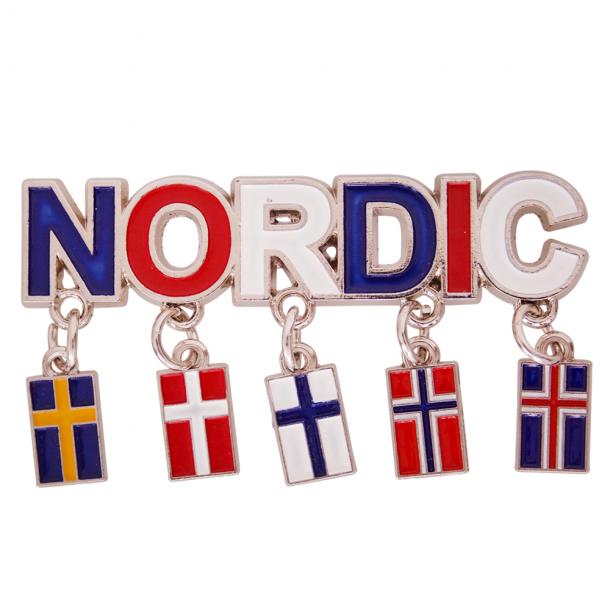 Magnet Nordic Vedhæng