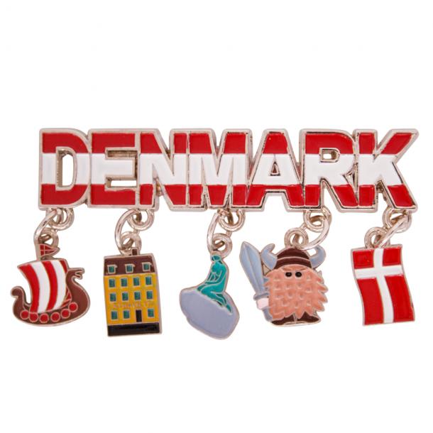 Magnet Denmark Vedhæng