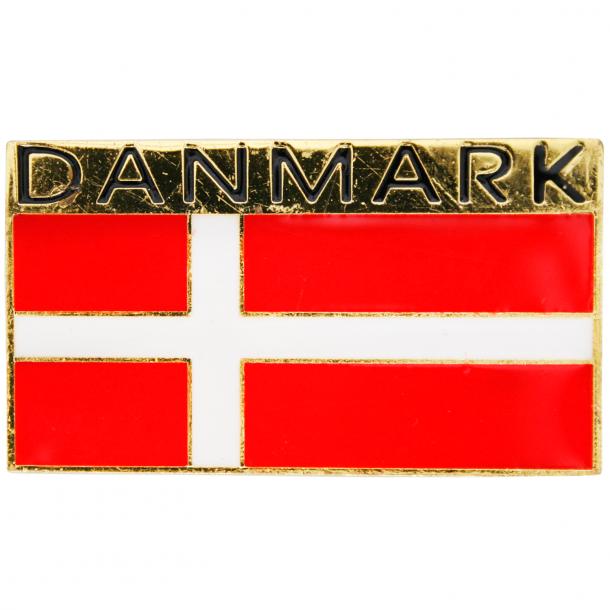 Magnet Dansk Flag Danmark