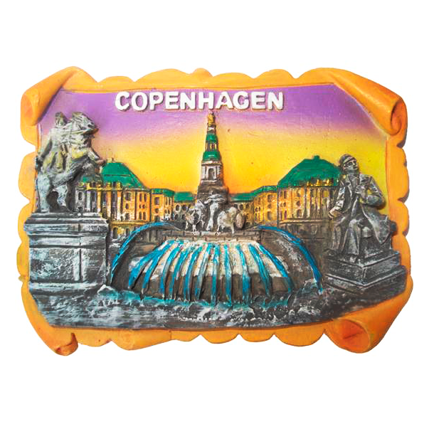 Magnet Copenhagen Springvand