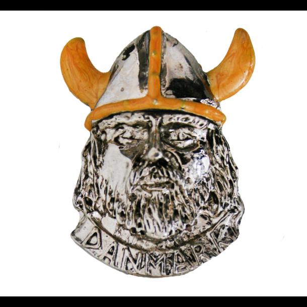 Magnet Viking Med Hjelm