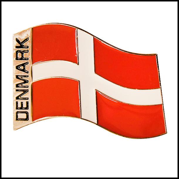 Magnet Dansk Flag