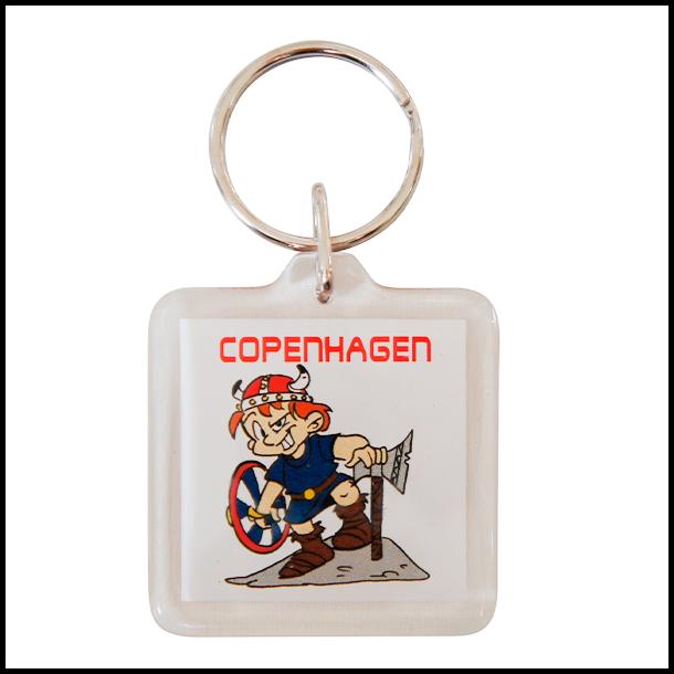 Nøglering Copenhagen Viking