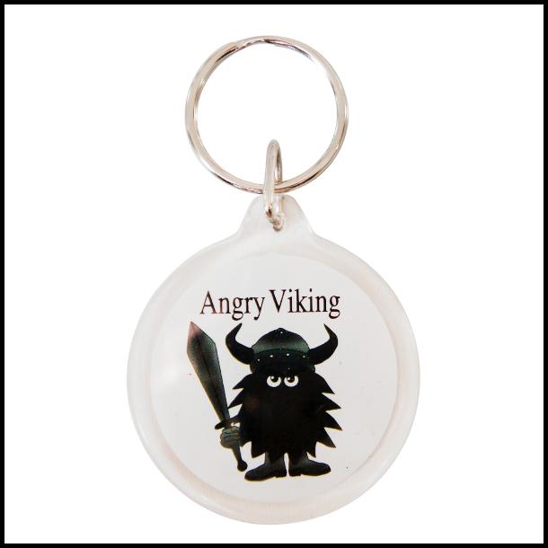 Nøglering Copenhagen Viking Rund