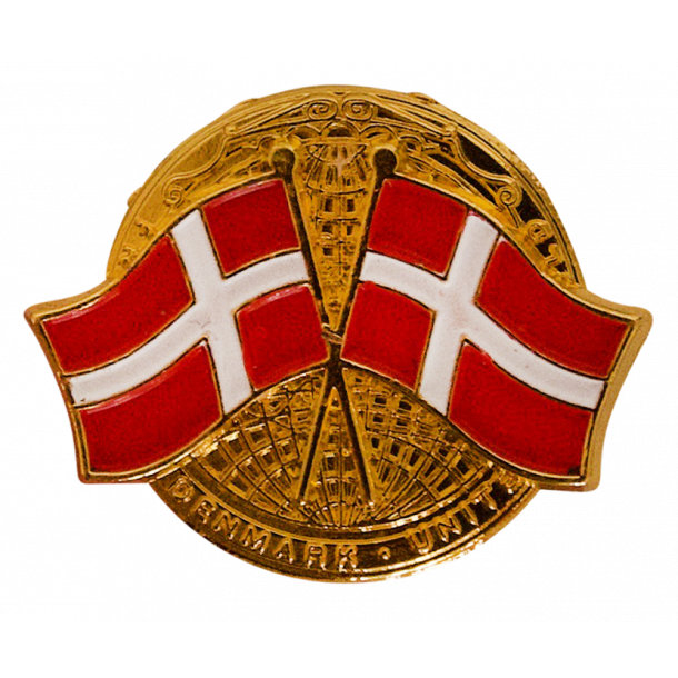 Pin Flag Og Globus