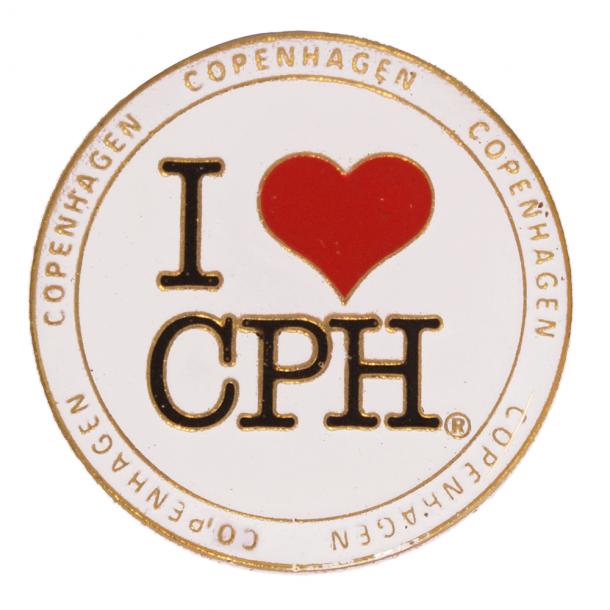 Pin I Love CPH