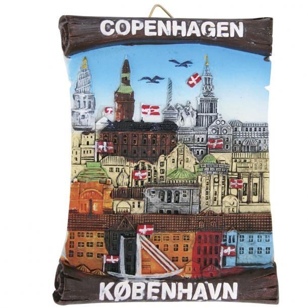 Billede København Gips