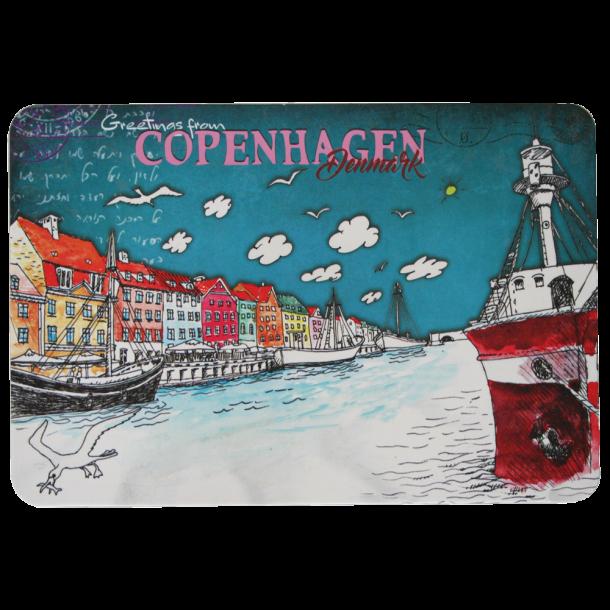 Postkort Nyhavn