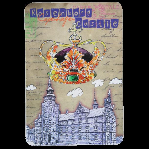 Postkort Rosenborg Slot