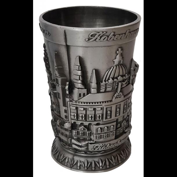 Shotglas Byens Tårne Tin