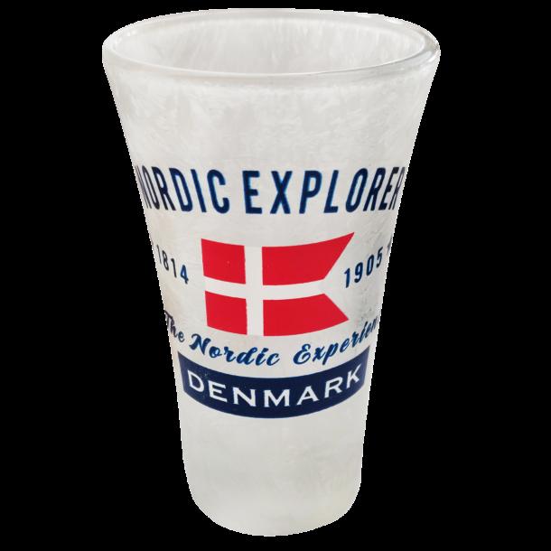 Shotglas Frosted Nordic Explorer