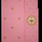Notesbog Royal Danish Monarchy Pink