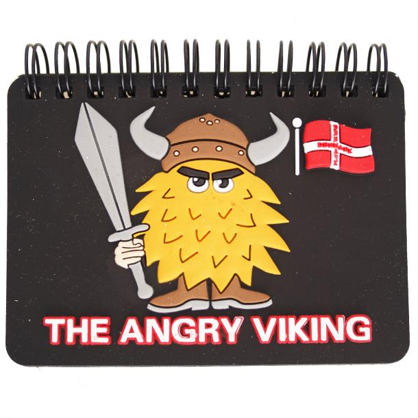 Notesblok Angry Viking