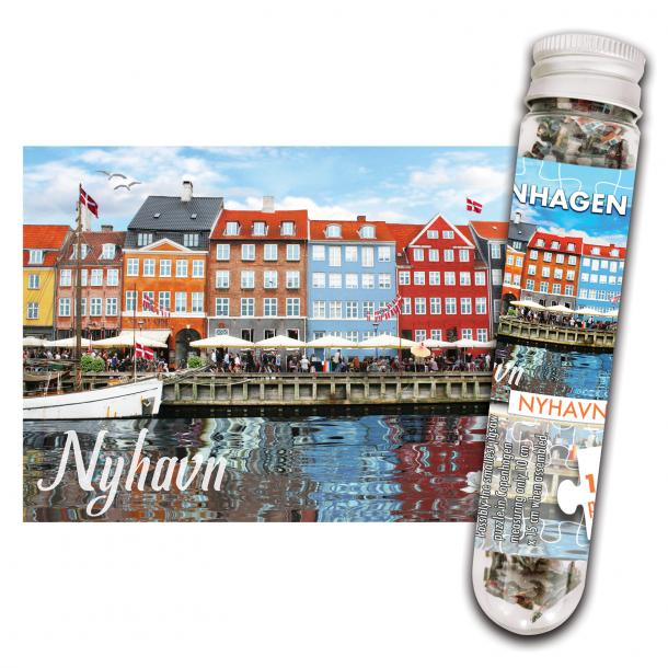 Minipuslespil I Rør Nyhavn