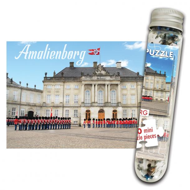 Minipuslespil I Rør Amalienborg