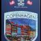 Klistermærke Nyhavn