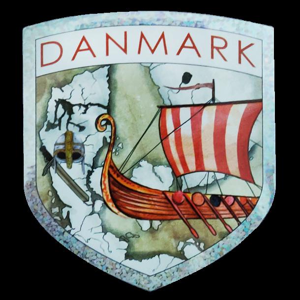 Klistermærke Vikinger