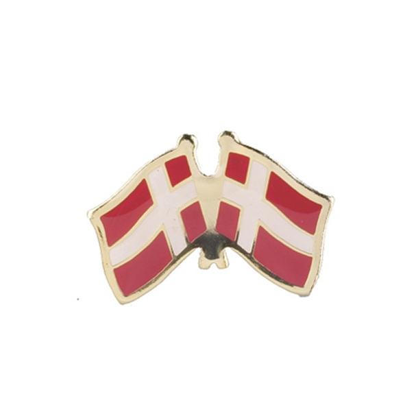 Pin Flag Danmark/Danmark