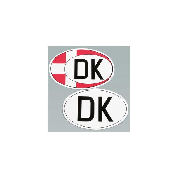 Klistermærke DK - Vælg Én Slags