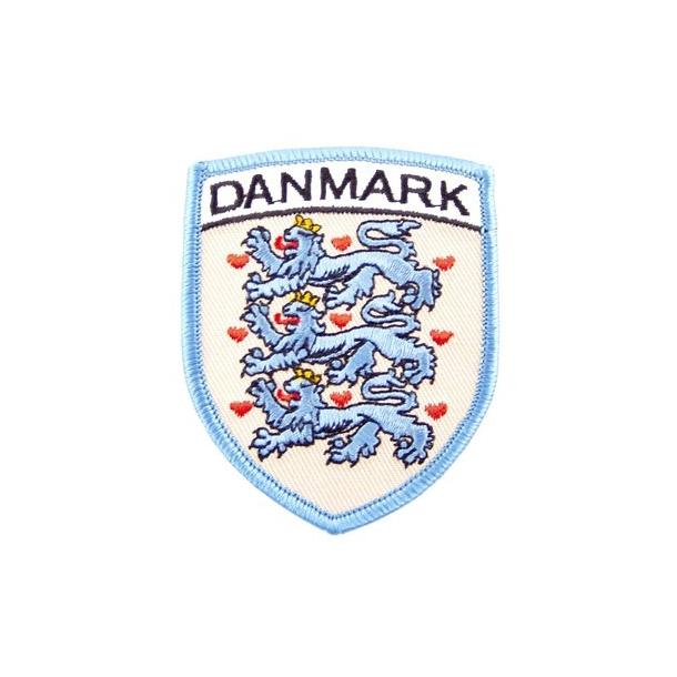 Stofmærke Danmarks Rigsvåben