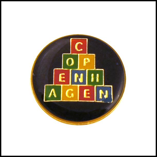 Pin Copenhagen Firkanter
