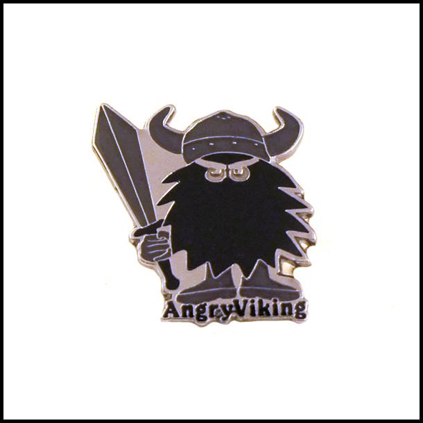 Pin Angry Viking