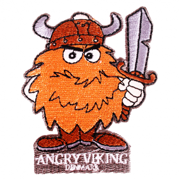 Stofmærke Angry Viking