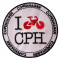 Stofmærke I Cykel CPH