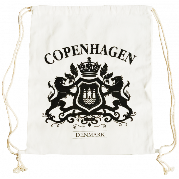 Gym Bag Copenhagen Løver