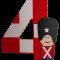 Trætal Garder Og Flag 4