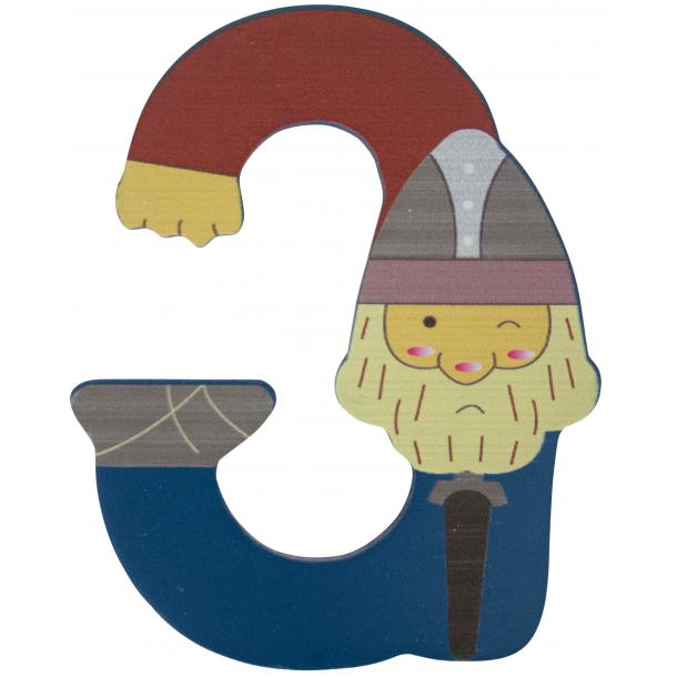 Trætal Viking 3