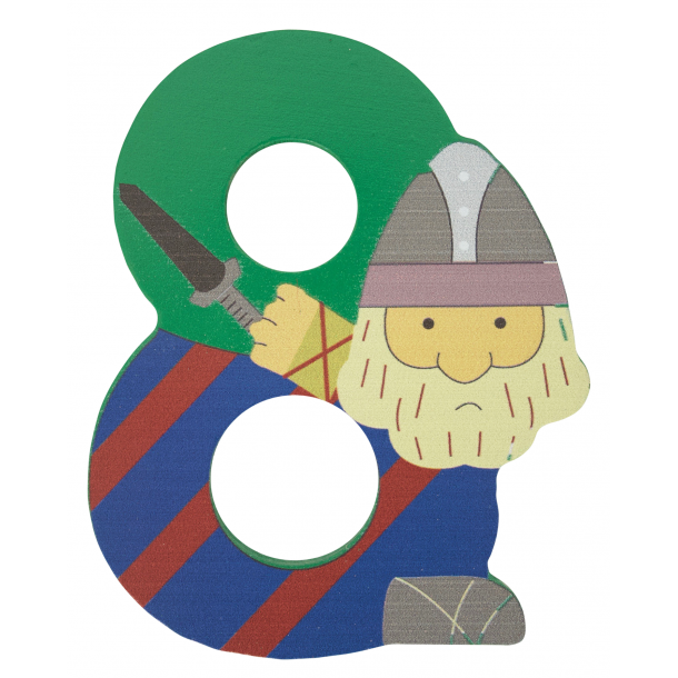 Trætal Viking 8
